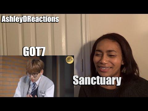GOT7 Sanctuary Reaction
