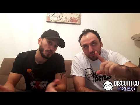 mRc keTa, cea mai mare donatie din Romania! - Discutii cu Priza