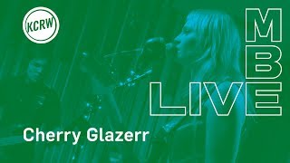 "Cherry Glazerr performing ""Wasted Nun"" live on KCRW"