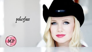 Pokerface - Lady Gaga - Acoustic Cover by Meg Pfeiffer