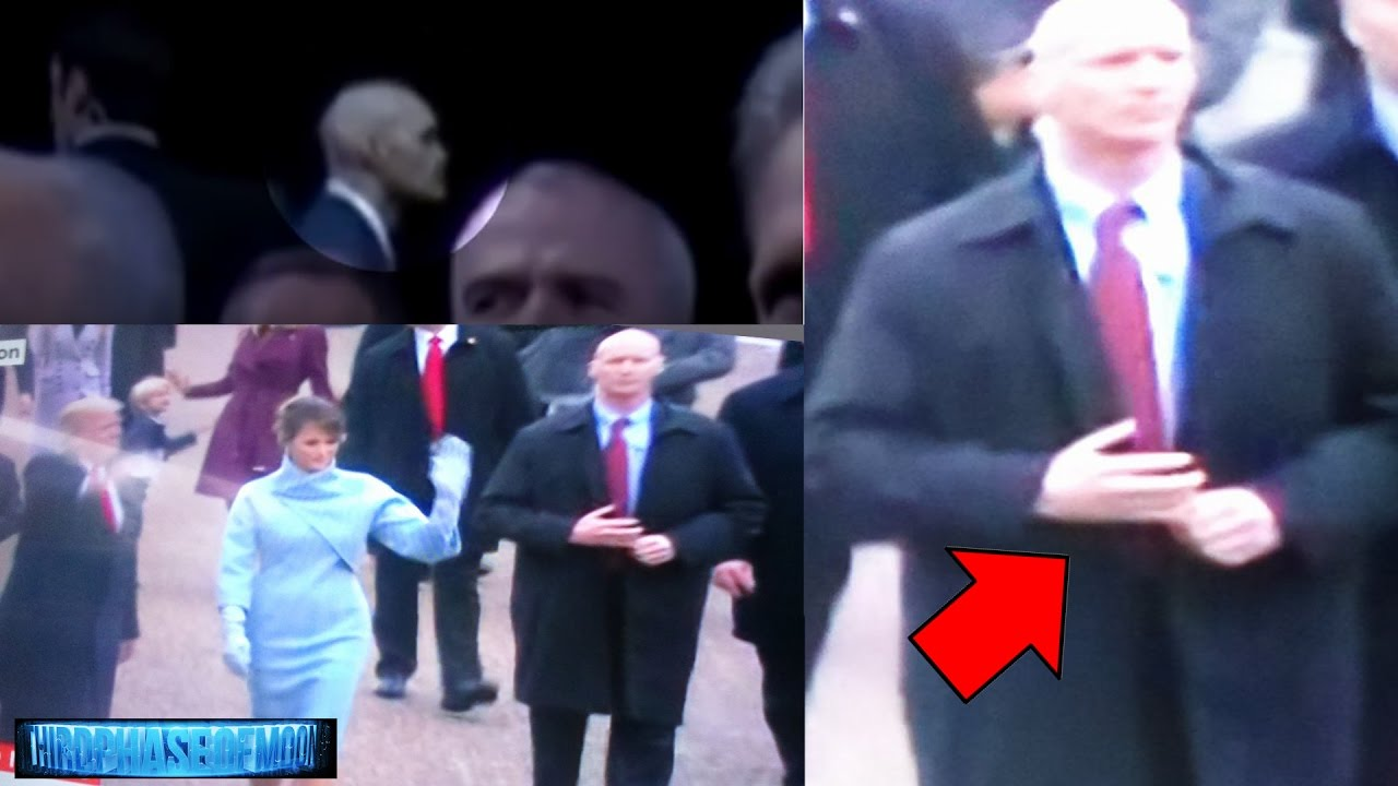 He 39 s back reptilian shapeshifter secret service agent spotted at trump inauguration 1 21 17 - Shape shifting house ...