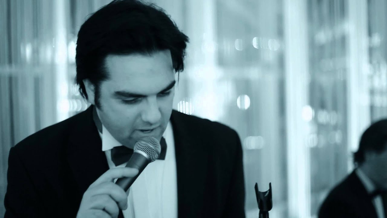 London Swing Band featuring Daniel Benisty performing Sinatra\'s ...