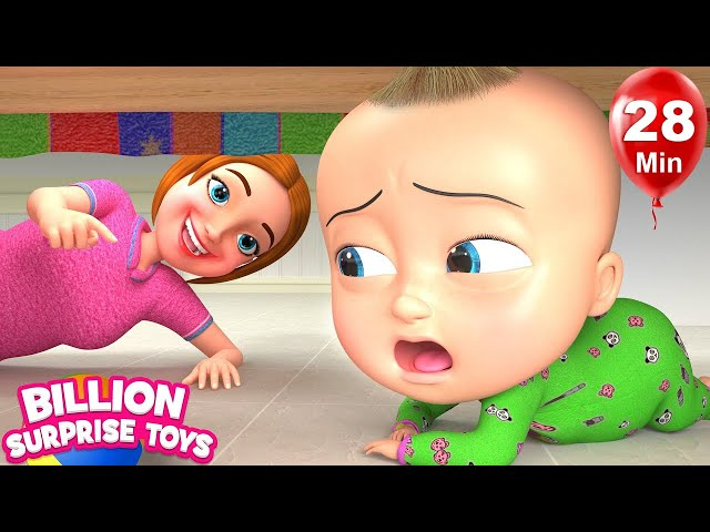 Nursery Rhymes Songs for Children - ACTION SONG for Babies & Kids