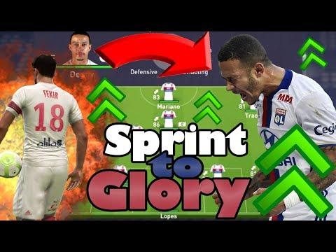 FIFA 18: MIT LYON ZUM ERFOLG! - SPRINT TO GLORY #2 || MGT