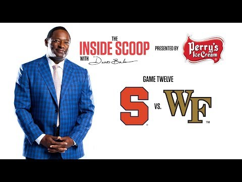 Syracuse Football   Inside Scoop With Dino Babers