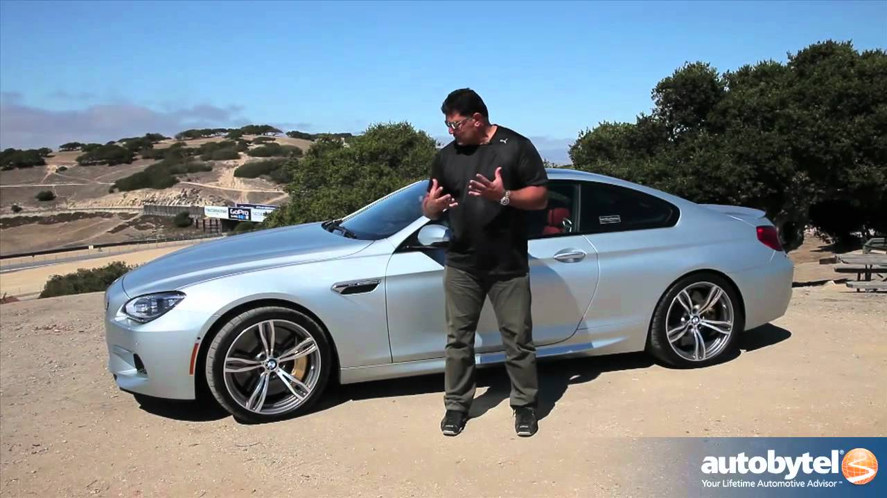2013 BMW M6 Coupe Luxury Sports Car Video Review - YouTube