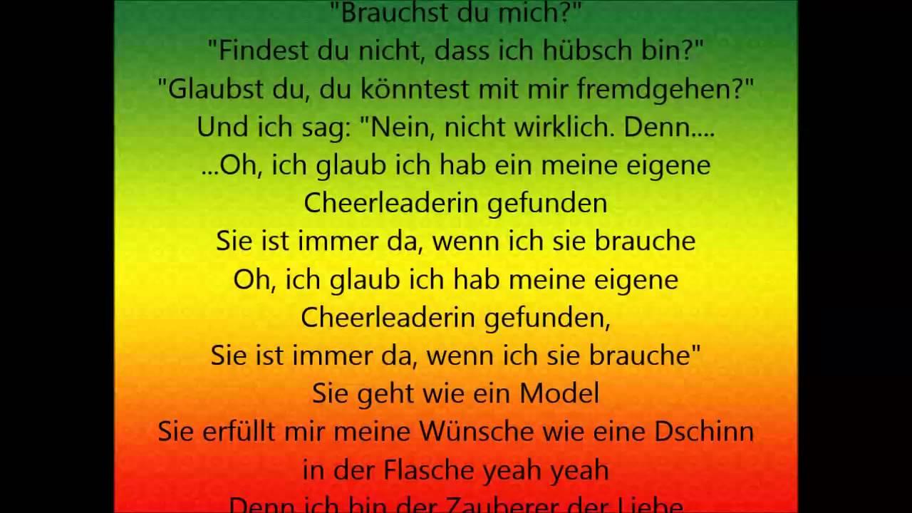 OMI - Cheerleader [Deutsche Übersetzung / German Lyrics] - YouTube