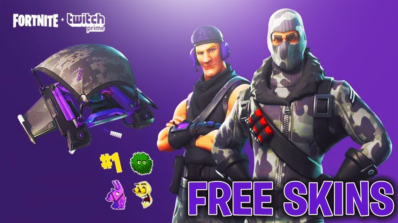 How To Get FREE SKINS in FORTNITE BATTLE ROYALE! Fortnite ...