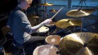 Felix Ewert - VOLA - Owls (drum playthrough)