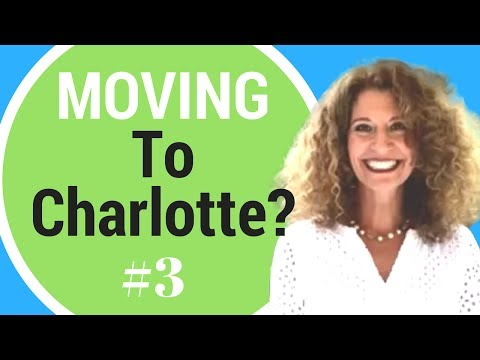 Why move to  Charlotte North Carolina? I have the answer!