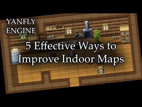 5 Effective Ways to Improve Indoor Maps - RPG Maker MV