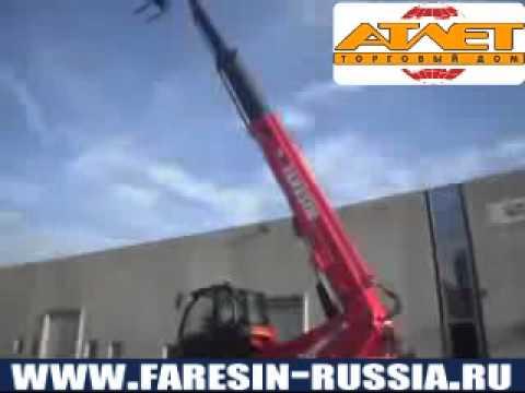 Телескопический погрузчик Faresin FH 22.45 Storm Evo