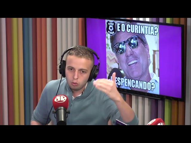 Corinthians sucumbe por conta do quarteto Aperol? | Morning Show
