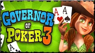Governor Of Poker 3 Gameplay