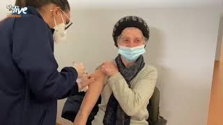 Al via la campagna vaccinale presso l'hub di Minervino Murge