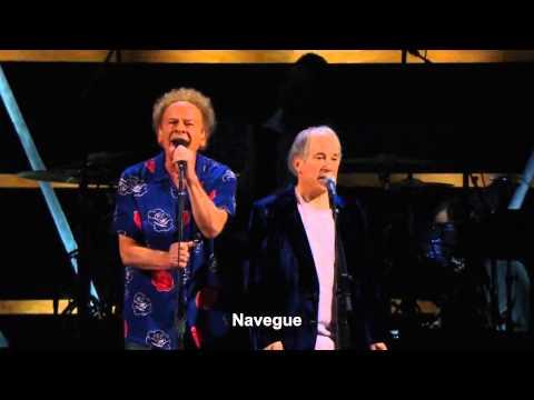 Resultado de imagen de Simon & Garfunkel - The Sound Of Silence+The Boxer+Bridge Over Troubled Water+Mrs. Robinson +++ (HD)