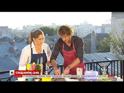 Ланч-бокс школяра: готуємо смачні і корисні перекуси з Євгеном Клопотенком
