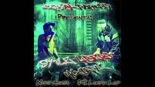 REAL LYRICS _ Nyko Ascia & Dj Lucky Lup feat. Dark Theory _ STILE LIBERO MIXTAPE