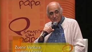 Zuenir Ventura no Sempre um Papo - 2008