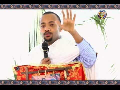 ዐውደ ስብከት : እግዚአብሔር ከእንቅልፍ እንደሚነቃ ተነሣ: EOTC Television by Mahibere Kidusan.