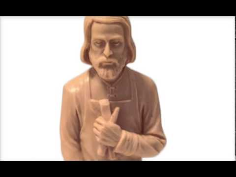 where to bury a saint joseph statue to sell a house youtube. Black Bedroom Furniture Sets. Home Design Ideas