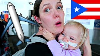 😮We MOVED to PUERTO RICO🎉
