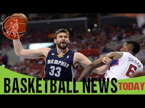 Marc Gasol says Memphis Grizzlies will play faster  but not in run and gun style
