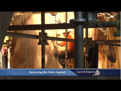 Capitol Report: Session Convenes in Beautifully Renovated Capitol