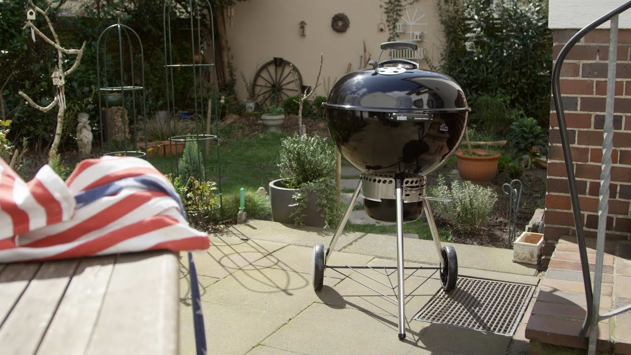 Weber Holzkohlegrill Master Touch Gbs 57 Cm Special Edition Pro : Weber