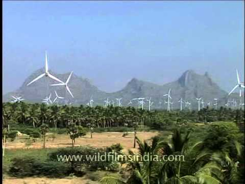 Tamil Nadu - An abundant source of wind energy resources