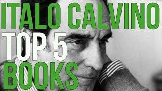 Top 5 Italo Calvino Books