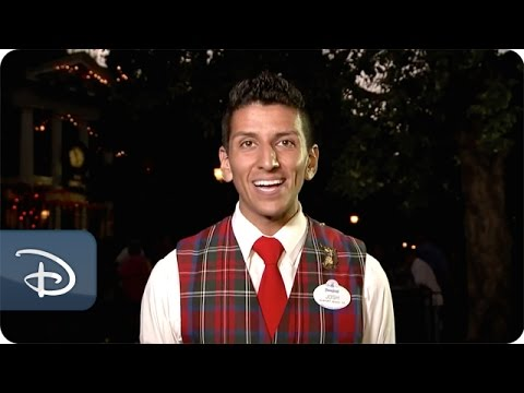 Every Role a Starring Role - Tour Guide   Disneyland Resort