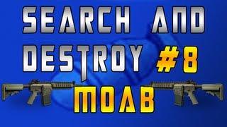 mw3 search destroy m o a b 8 w cm901