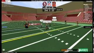 Roblox New Football Legends Gameplay