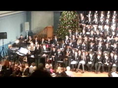 The Ravens - Christmas 2014 - Ravensbourne School