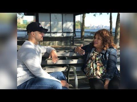 HIGH5iVER Presents: Pushing Positivity on the Pier: Episode 11 (Miguelina Nunez)