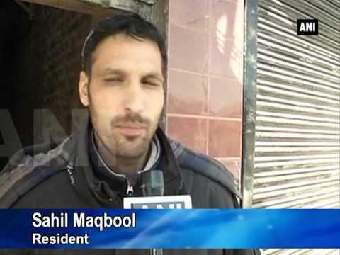 Kashmir observes shutdown to mark death anniversary of separatist leader