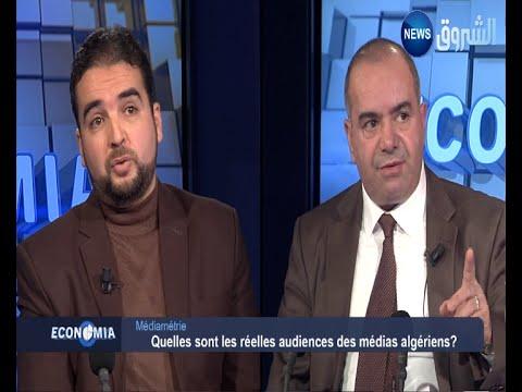 Economia Médiamétrie Quelles sont les réelles audiences des médias algériens  www.lepointeco.com