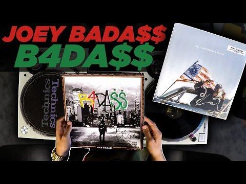 Discover Classic Samples Used On Joey BadA$$'s 'B4DA$$' Debut Album