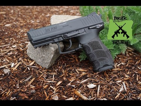 HK P30: Review, Disassembly/Field Strip and Range Test