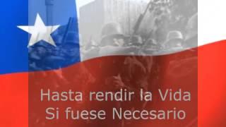 Juramento a la Bandera - Ejercito de Chile