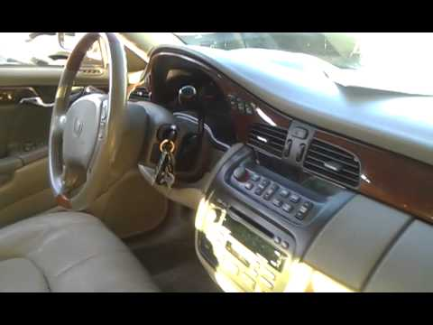 2001 Cadillac Deville DHS - YouTube