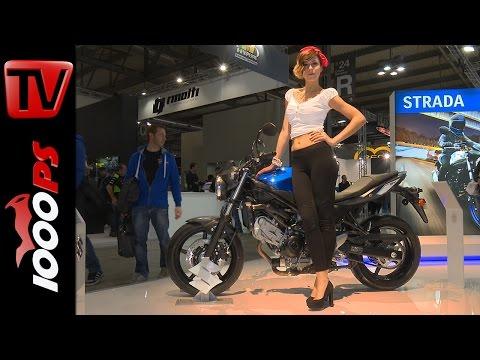 Suzuki SV 650 2016 | Design, Preis