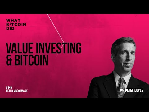 Value Investing And Bitcoin With Peter Doyle