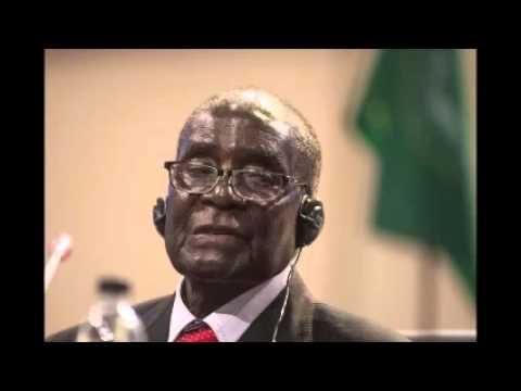Mugabe proposes to Obama after US legalizes same-sex marriage