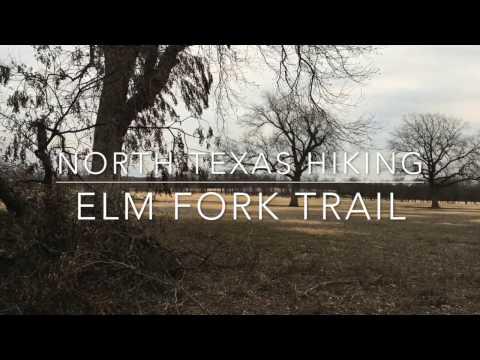 North Texas Hiking: Elm Fork Trail