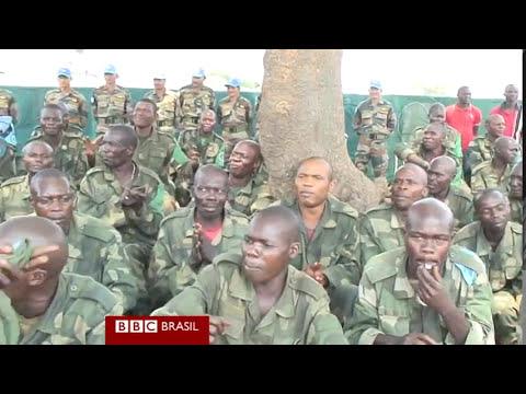 DR. Congo: Moral da tropa