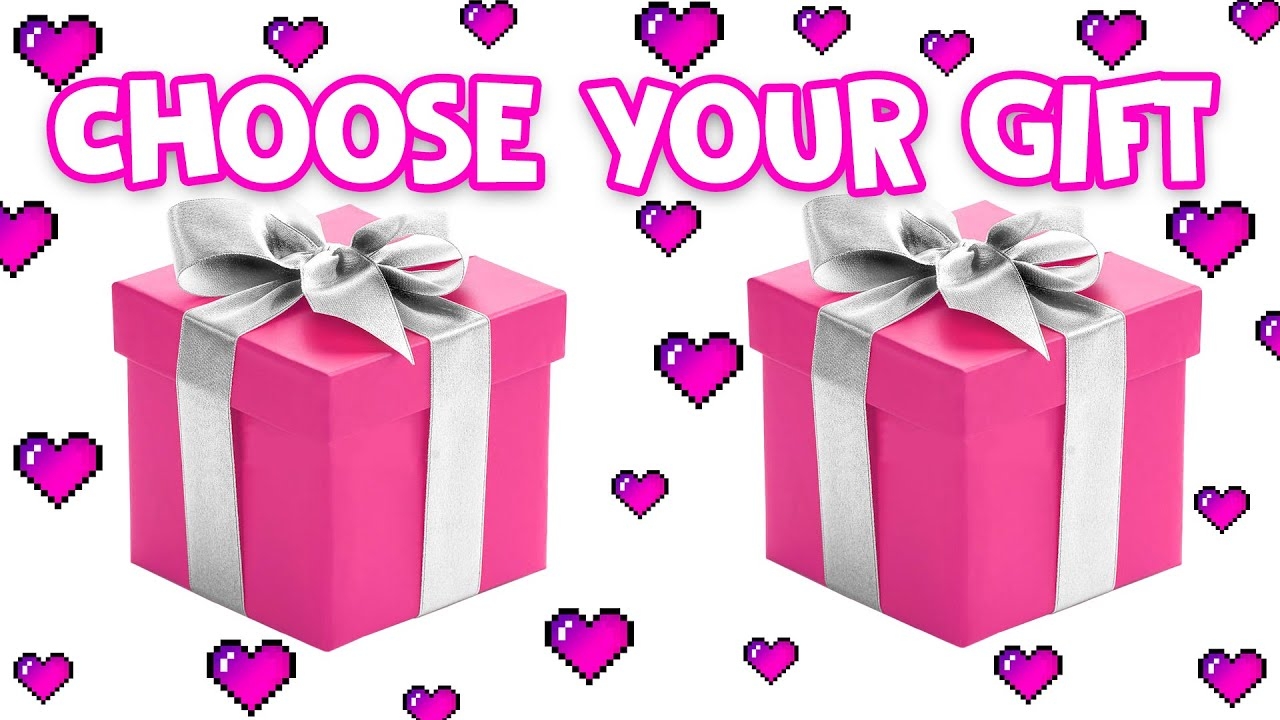 Download 🎁  LISA OR LENA  💕  ВЫБИРАШКИ 🎁  This or that , left or right? 💕  Choose your gift box