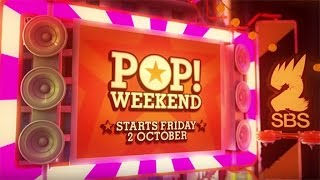 Pop! Weekend on SBS 2 - Asian culture is taking over your TV