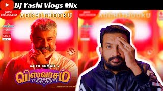 AdchiThooku - Viswasam Single Track | SORRY Disappointment | Review